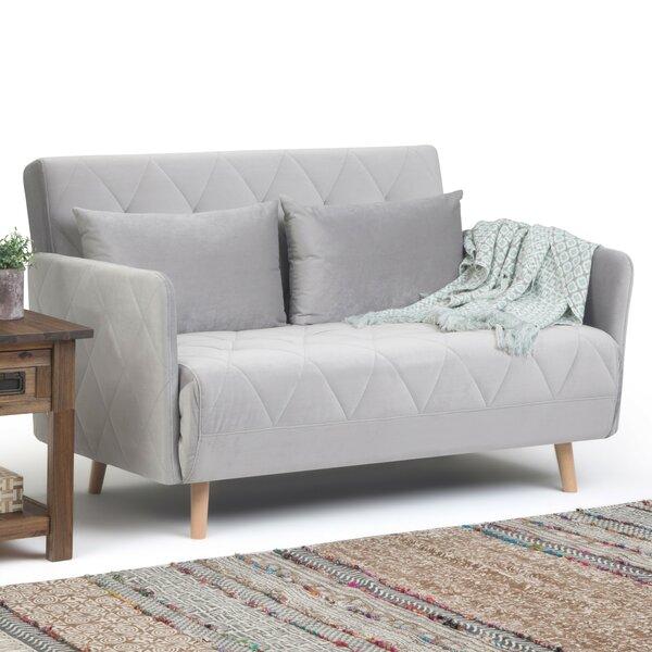 Emmalynn Roll-Out Convertible Sofa by Brayden Studio
