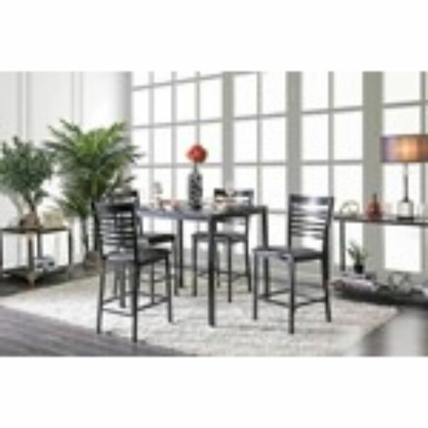 Mitchell 5 Piece Pub Table Set by Winston Porter