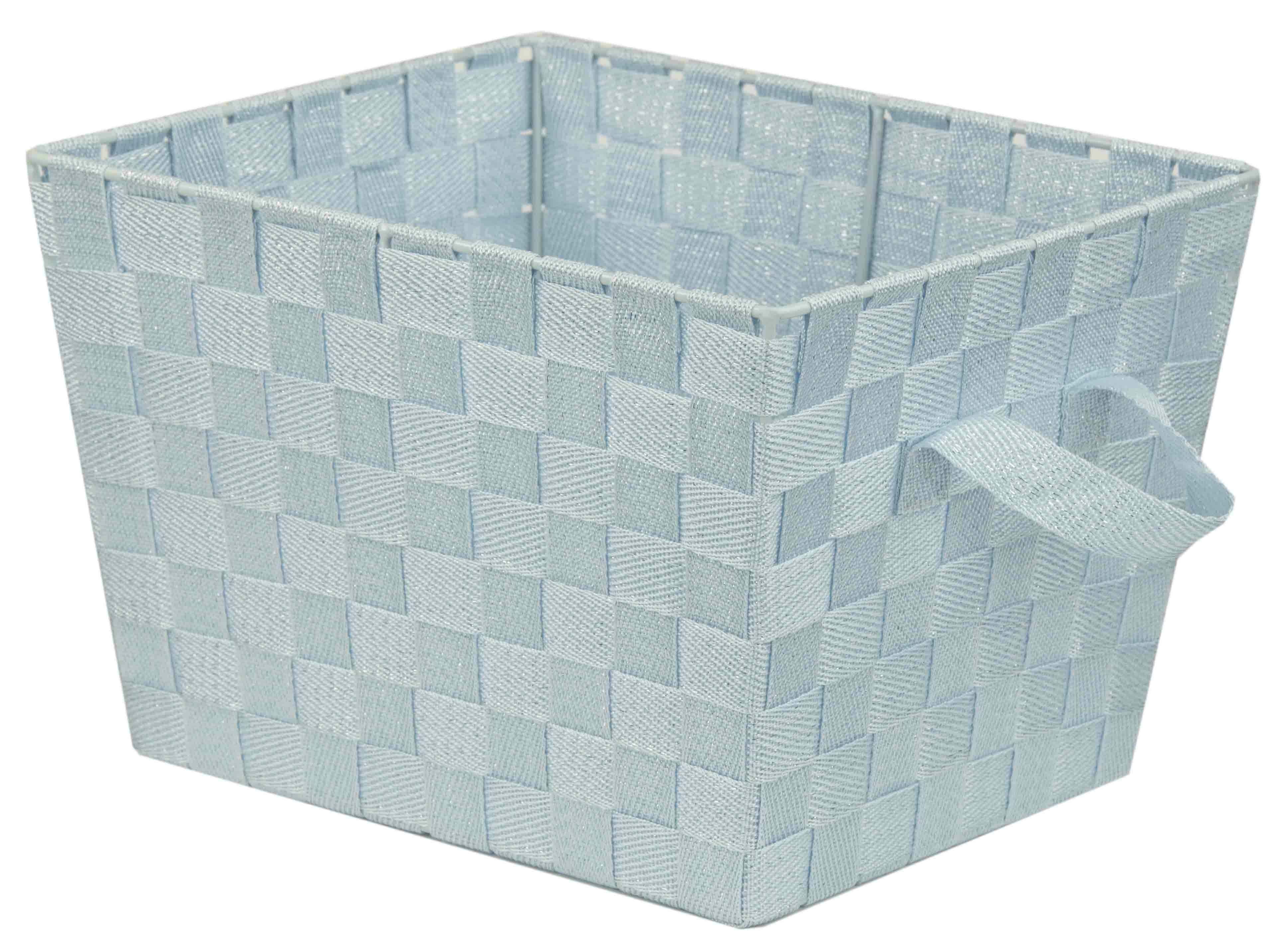 sc 1 st  Wayfair & Rebrilliant Strap Handle Non-Woven Storage Basket u0026 Reviews | Wayfair
