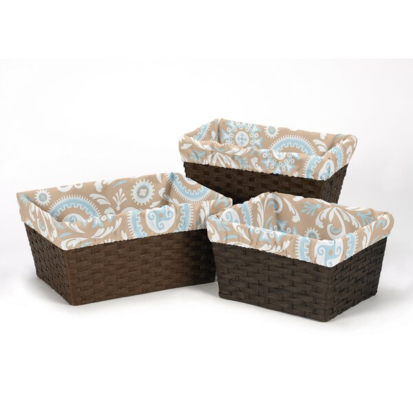 Hayden Basket Liners by Sweet Jojo Designs