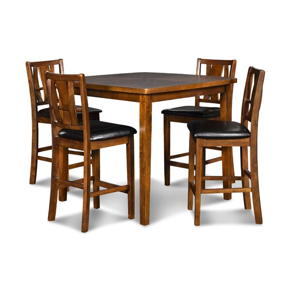 Scarbrough Dining Set by Alcott Hill Alcott Hill