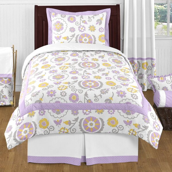 Suzanna 3 Piece Comforter Set by Sweet Jojo Designs