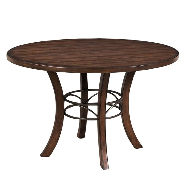 Royalton Round Dining Table by Red Barrel Studio