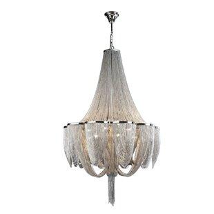 minerva chain chandelier wayfair co uk