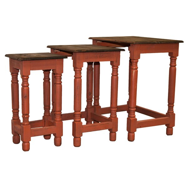 Review Corsi 3 Piece Nesting Tables