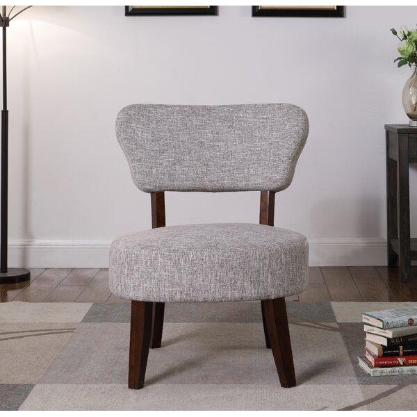 Thibodaux Slipper Chair by Ebern Designs