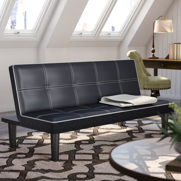 Chokio Convertible Sofa by Winston Porter