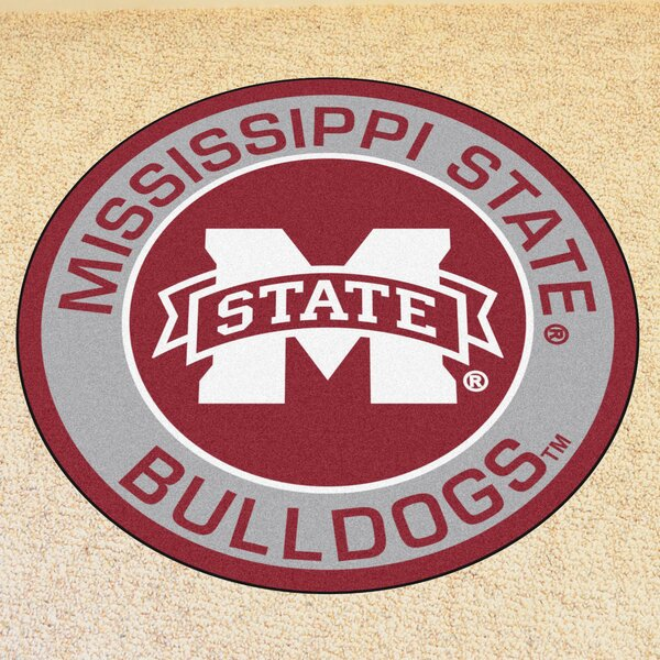 NCAA Mississippi State University Roundel Mat by FANMATS