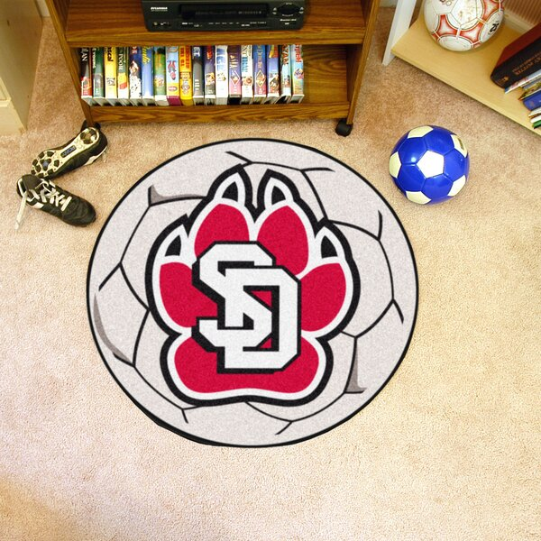 NCAA University of South Dakota Soccer Ball by FANMATS