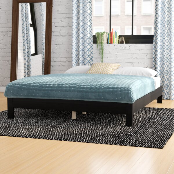 Jerrica Platform Bed by Zipcode Design