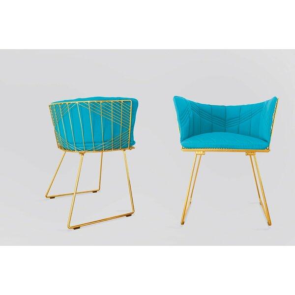 Captain Indoor/Outdoor Sunbrella Dining Chair Cushion