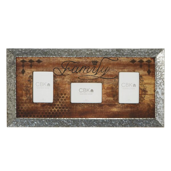 Elsworth Family Horizontal Picture Frame by Gracie Oaks