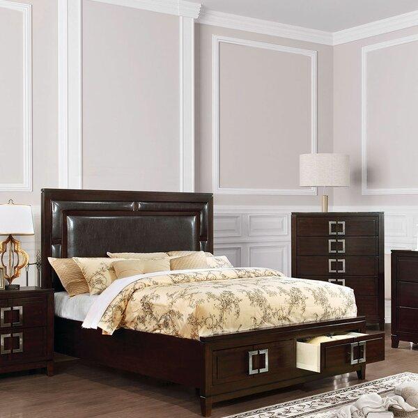 Lamontagne Upholstered Storage Platform Bed by Latitude Run
