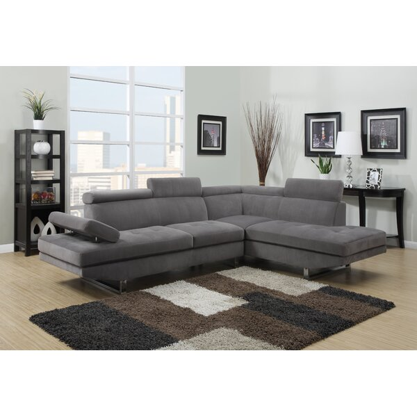 Parkman Sectional by Orren Ellis