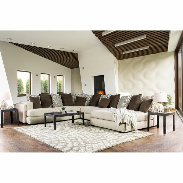 Review Allegro Symmetrical Sectional