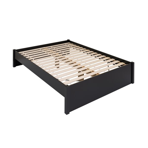 Sagamore Low Profile Storage Platform Bed By Winston Porter