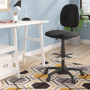 Hudak Drafting Chair by Symple Stuff Spacial Price