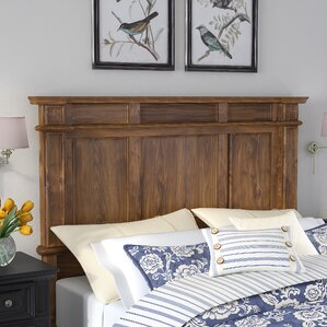 Landisville Panel Headboard by Darby Home Co