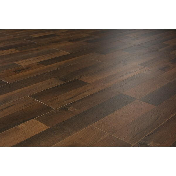 Elegant 12 x 48 x 8mm Oak Laminate Flooring in Guilin Scenery by Christina & Son
