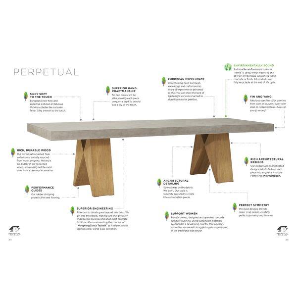 Perpetual Dining Table by Seasonal Living