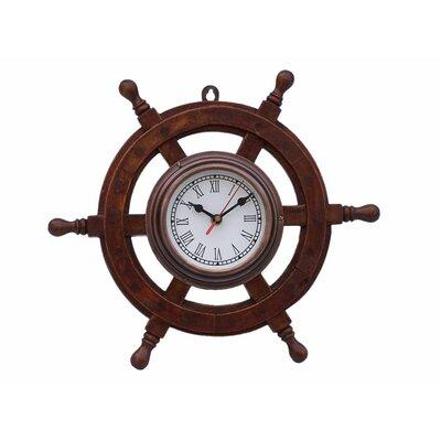 Copper Wall Clocks You Ll Love Wayfair