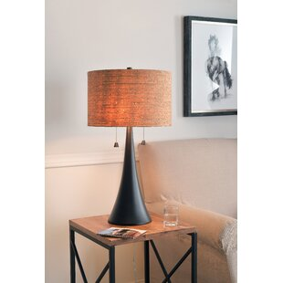 Best Reviews Haugland 30 Table Lamp By Mercury Row