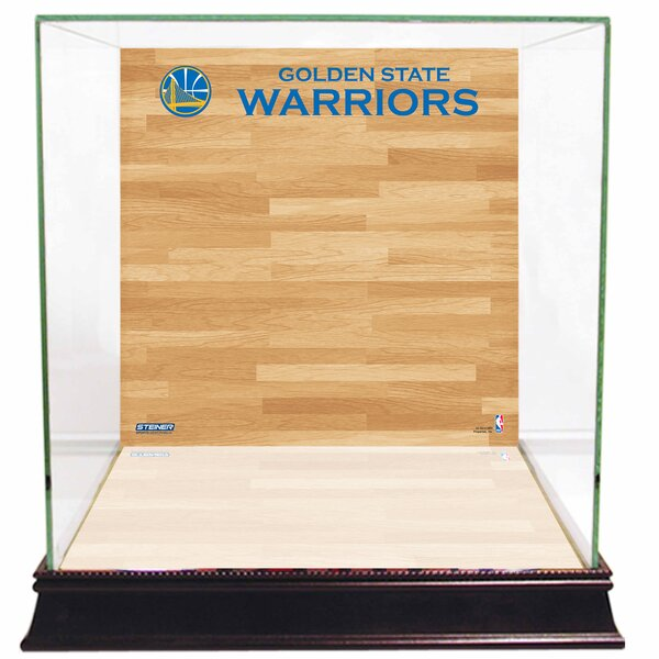 Basketball Court Background Case by Steiner Sports