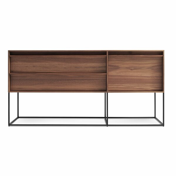 Rule 1 Door/2 Drawer Console By Blu Dot