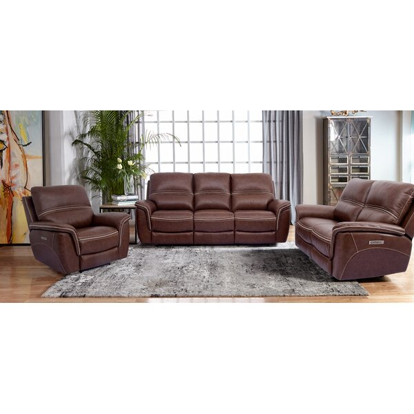 Koreana Configurable Sofa Set by Red Barrel Studio
