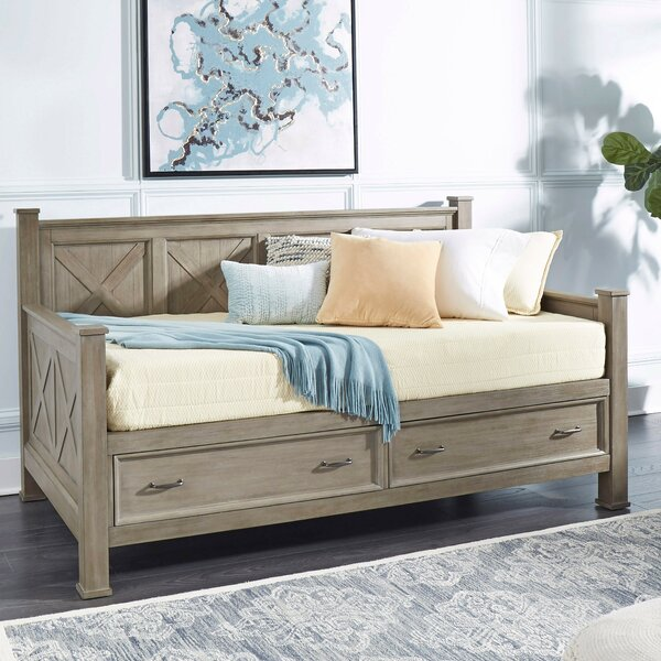 Darin Lodge Twin Daybed By Gracie Oaks