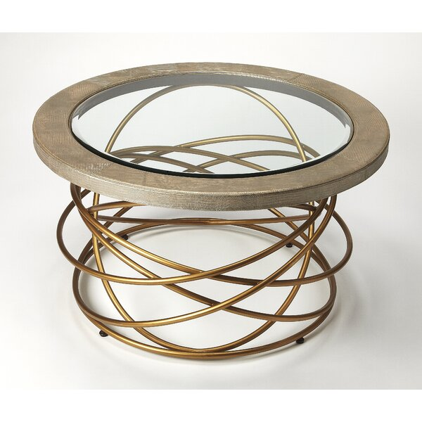 Willenhall Coffee Table By Everly Quinn