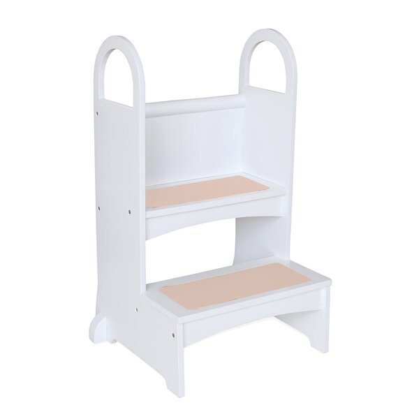 High Rise Step Stool by Guidecraft
