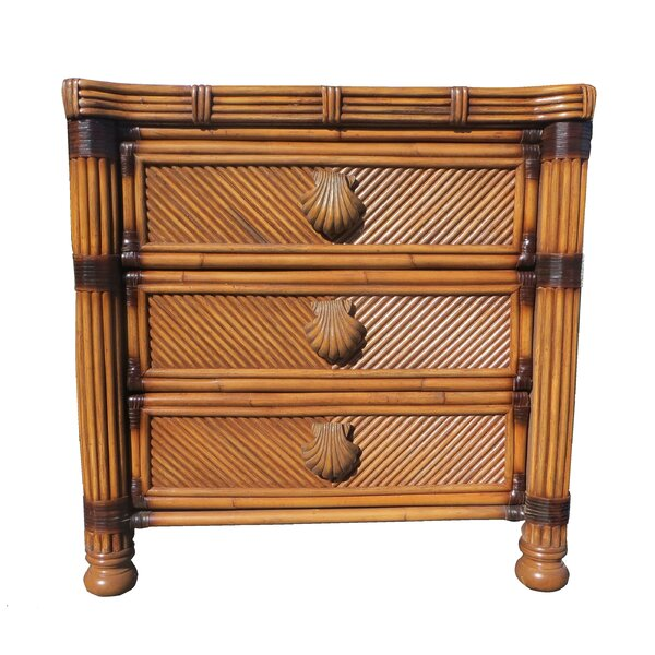Sturminster 3 Drawer Accent Chest by Highland Dunes Highland Dunes
