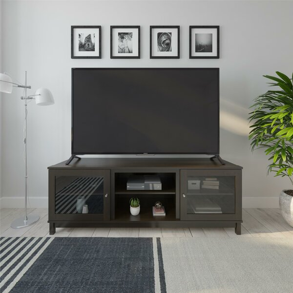 Review Burlison TV Stand For TVs Up To 70