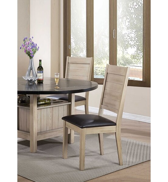 Arrellano Upholstered Dining Chair by Loon Peak