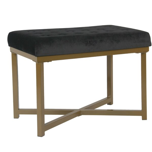 Madrigal Tufted Ottoman by Mercer41