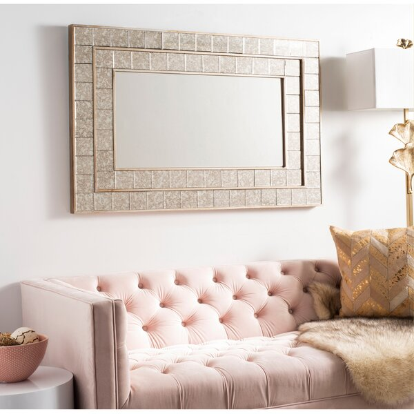 Iyanna Accent Mirror by Darby Home Co