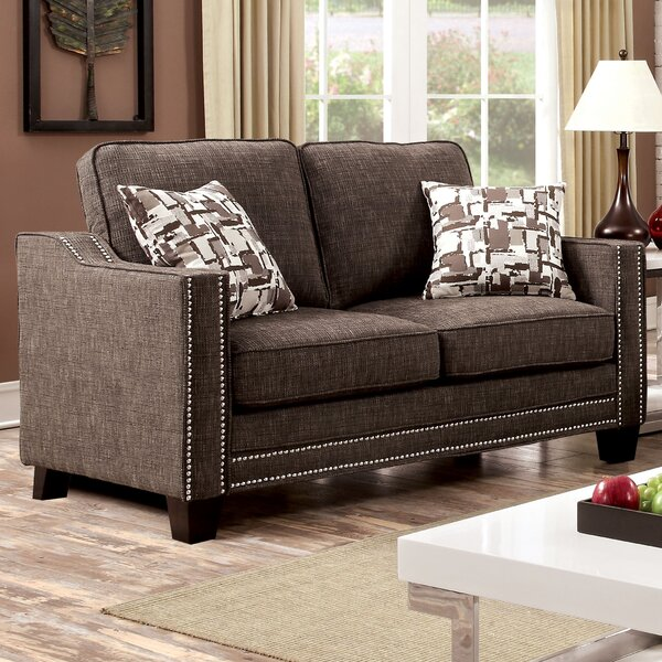 Barksdale Loveseat by Charlton Home