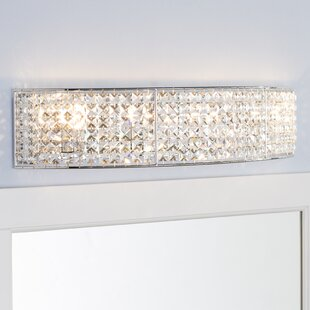 Best Reviews Dyer 4-Light LED Bath Bar By Willa Arlo Interiors