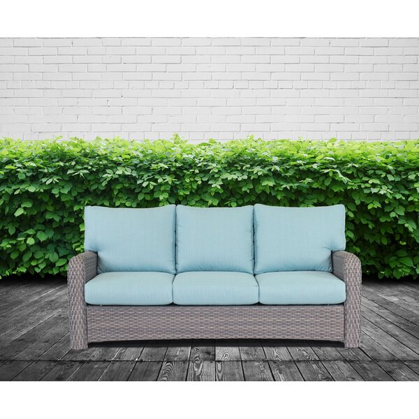 Chorio Sofa with Cushions by Bay Isle Home