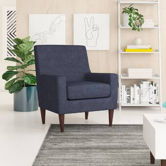 Everly Quinn Heffington Armchair Wayfair