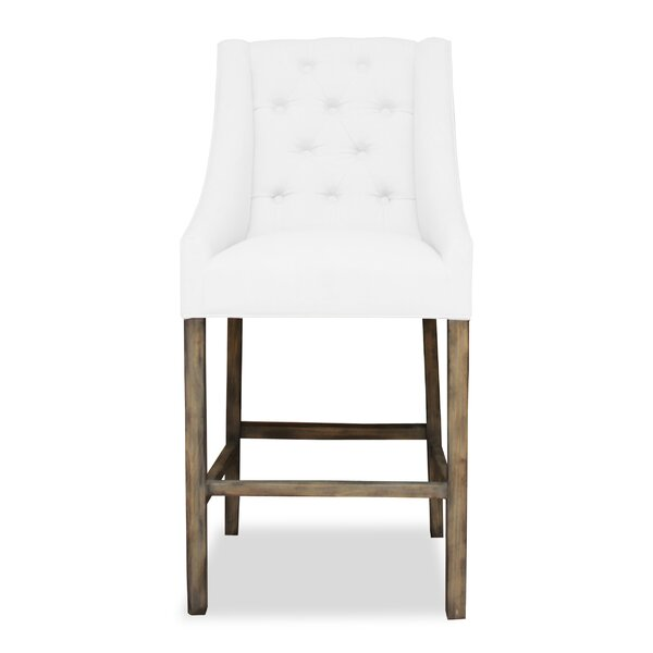 Haley 30 Bar Stool by Darby Home Co