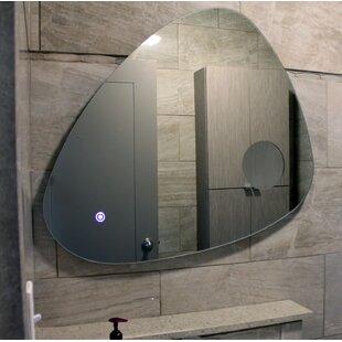Sharpe LED Back-Lit Touch Sensor Bathroom/Vanity Mirror ByOrren Ellis