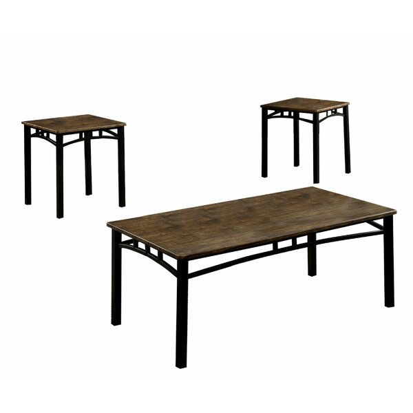 Shorewood 3 Piece Coffee Table Set by Foundry Select Foundry Select