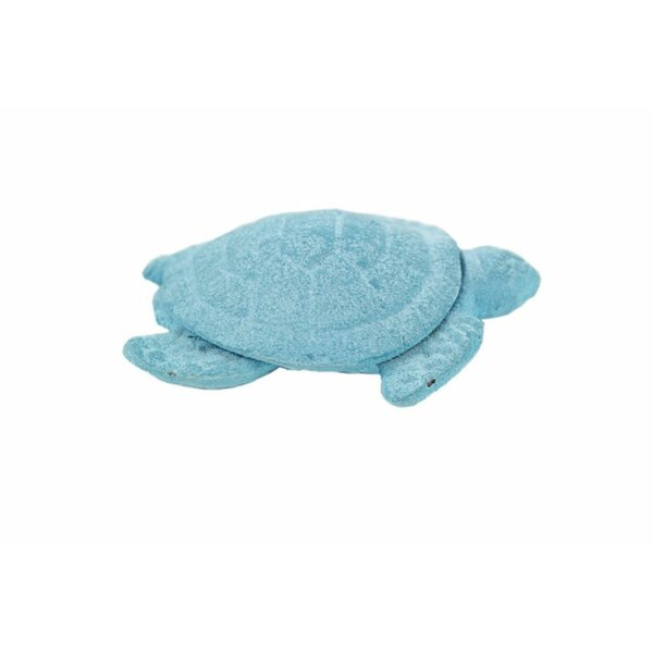 Sklar Cast Iron Decorative Turtle Paperweight by B