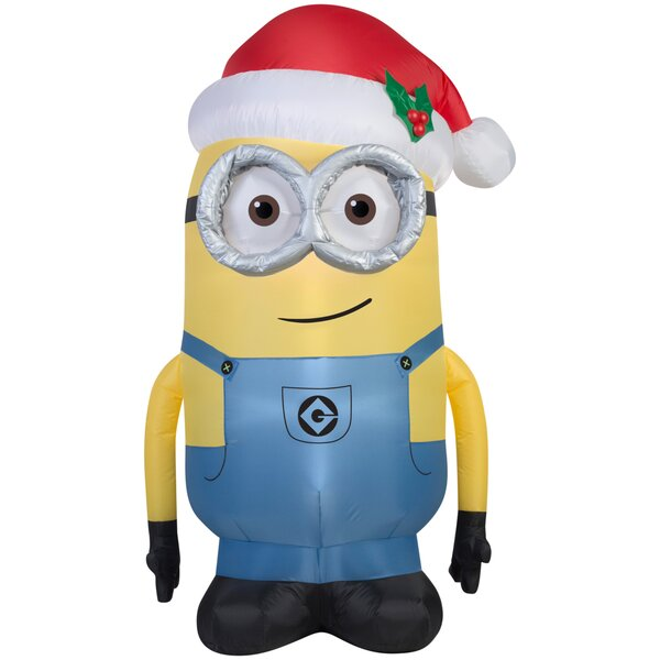 Airblown Minion Dave Inflatable by Gemmy Industries