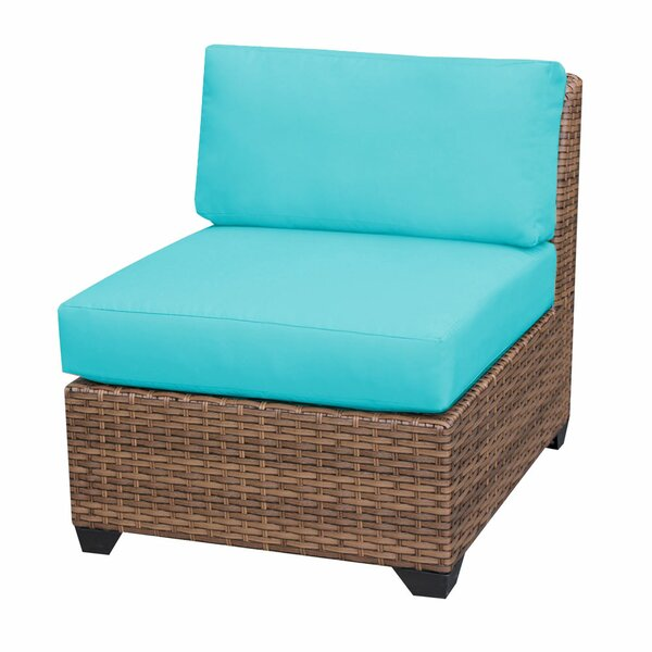 Waterbury 6 Piece Rattan Seating Group with Cushions by Sol 72 Outdoor