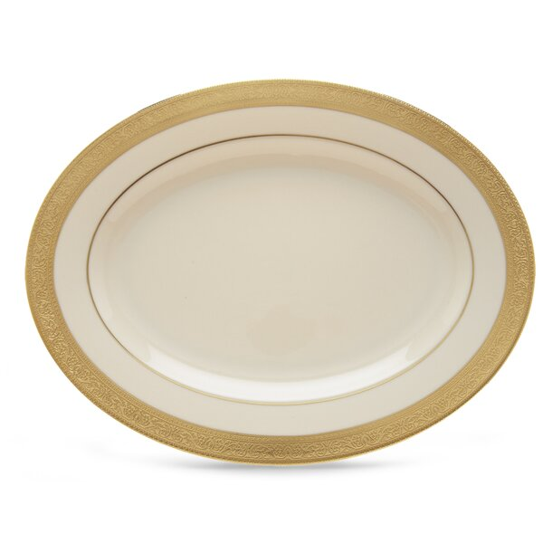 Westchester Oval Platter by Lenox
