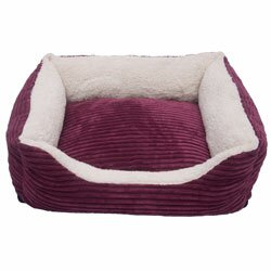 Carlene Luxury Lounge Pet Bed by Tucker Murphy Pet