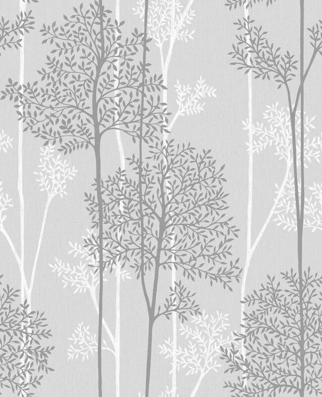 Graham brown innocence 33 39 x 20 floral and botanical for Wallpaper rolls home depot